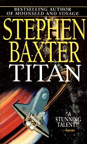 9780061057137: Titan (NASA Trilogy, Book 2)