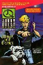 9780061057212: Journey into Q-Space (Real Adventures of Johnny Quest)