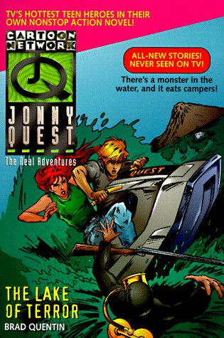 9780061057243: Johnny Quest: Lake of Terror 10