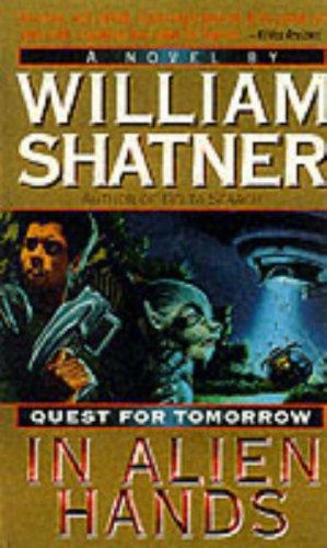 9780061057434: In Alien Hands (Quest for Tomorrow)