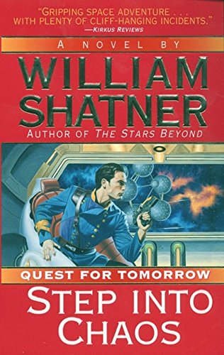 9780061057441: Step Into Chaos: Quest for Tomorrow #3