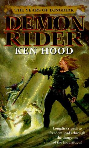 9780061057588: Demon Rider (Years of Longdirk, No 2)