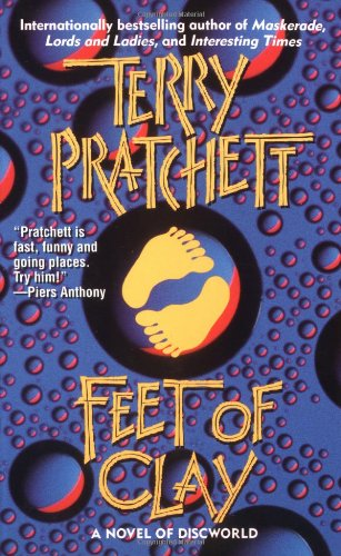 9780061057649: Feet of Clay (Discworld)