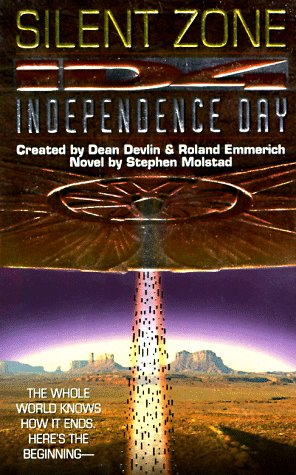 9780061058271: Silent Zone (Independence Day)