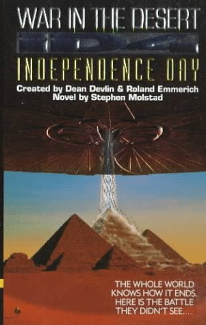 9780061058295: Independence Day #3 War in Desert (Independence Day, 4)