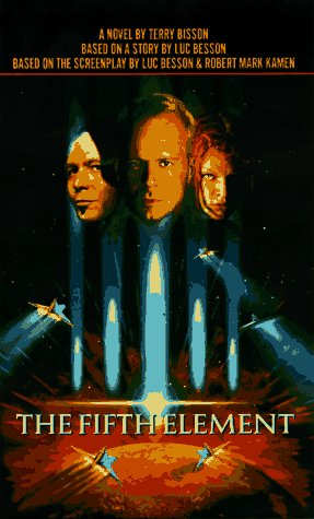 9780061058387: The Fifth Element: A Novel