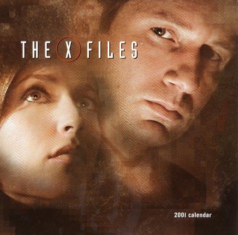 9780061058660: X-Files Calendar