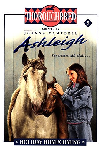 9780061058769: Ashleigh #9: Holiday Homecoming