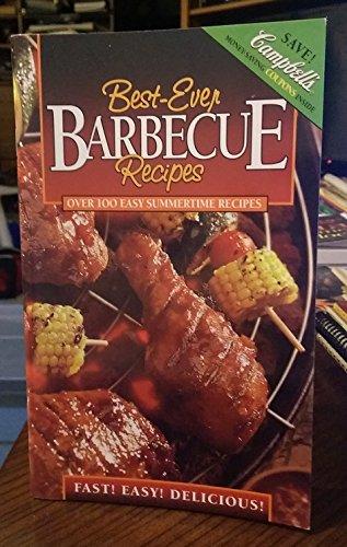 9780061058950: MMDI Best-Ever Barbecue Recipes