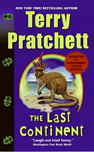 9780061059070: The Last Continent (Discworld)