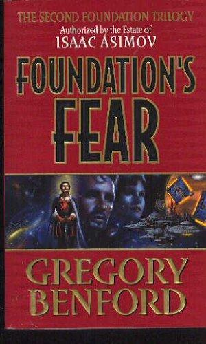 9780061059162: Foundation's Fear