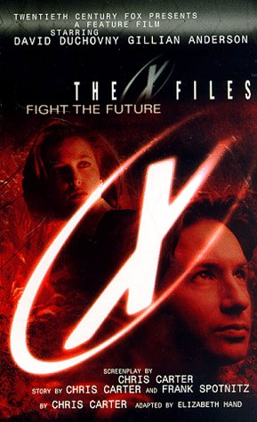 9780061059322: X Files: Fight the Future