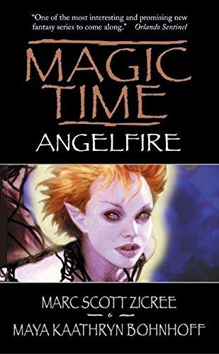 9780061059582: Magic Time: Angelfire (Magic Time Series)