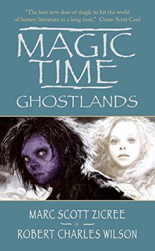9780061059605: Magic Time: Ghostlands (Magic Time Series)
