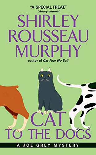 9780061059889: Cat To The Dogs: A Joe Grey Mystery
