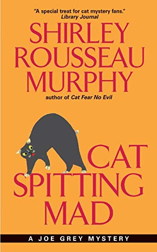 9780061059896: Cat Spitting Mad: A Joe Grey Mystery (Joe Grey Mystery Series)