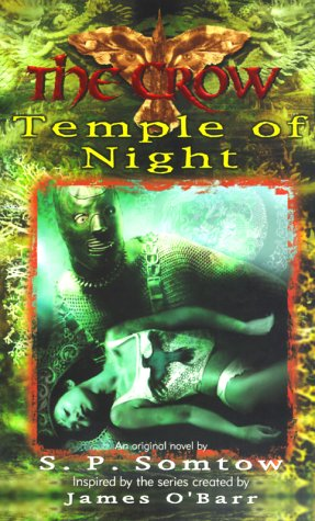 9780061059933: Crow: Temple of Night