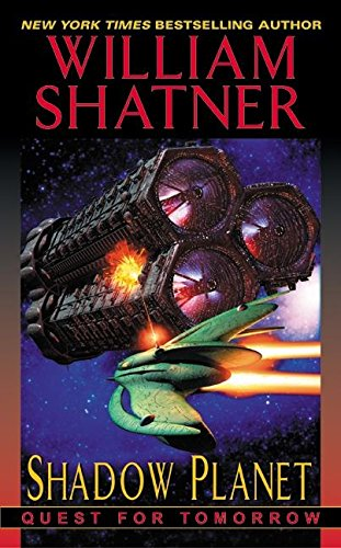 9780061059971: Shadow Planet (Quest for Tomorrow)
