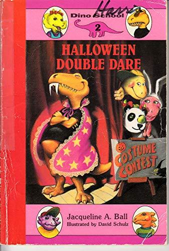 9780061060069: Halloween Double Dare (Dino-School)