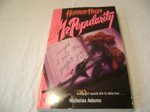 9780061060182: Mr. Popularity (Horror High)