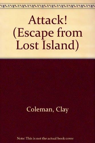 9780061060229: Attack! (Escape from Lost Island)