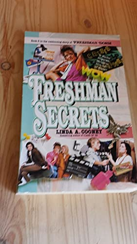 9780061060342: Freshman Secrets (Freshman Dorm)