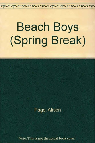 Beach Boys (Spring Break): Page, Alison