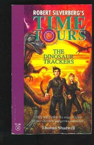 9780061060533: The Dinosaur Trackers (Time Tours)