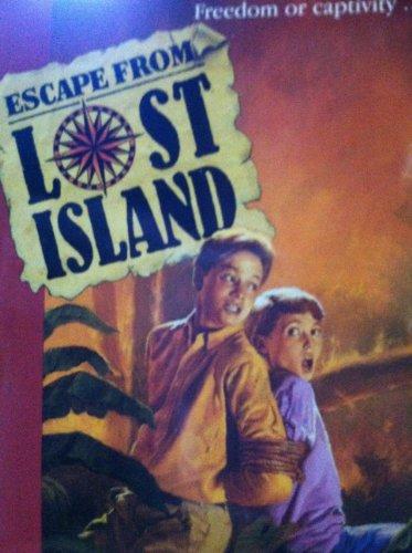 9780061060540: Escape! (Escape from Lost Island)