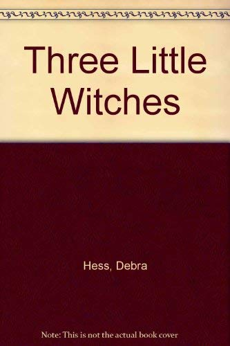 9780061060564: Three Little Witches