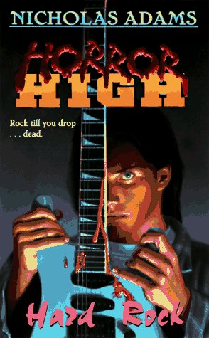 9780061060625: Hard Rock (Horror High)