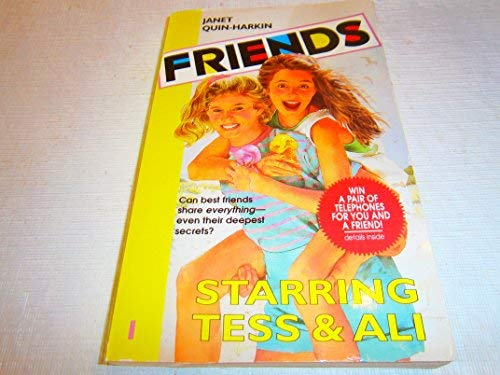 9780061060632: Starring Tess and Ali (Friends)
