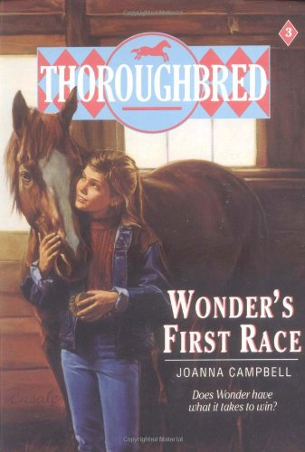 9780061060823: Wonder's First Race (Thoroughbred Series #3)