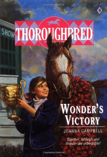 9780061060830: Wonder's Victory (Thoroughbred Series #4)