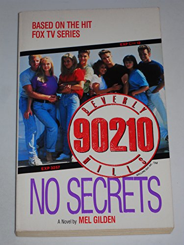 9780061061363: No Secrets (Beverly Hills, 90210)