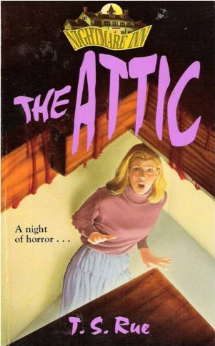 9780061061578: The Attic (Nightmare Inn)