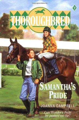 9780061061639: Samantha's Pride (Thoroughbred Series #7)
