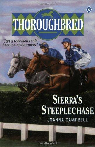 9780061061646: Sierra's Steeplechase (Thoroughbred Series #8)