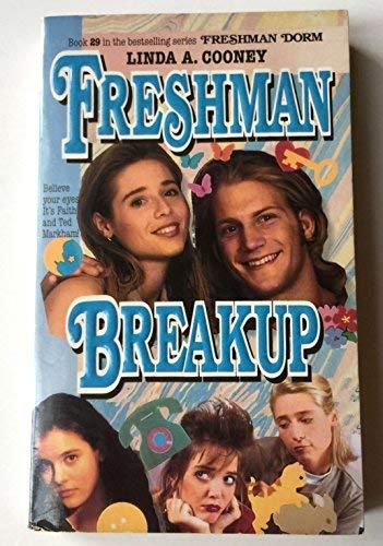 9780061061653: Freshman Breakup (Freshman Dorm)