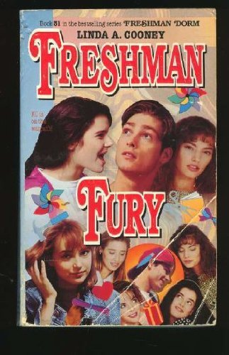 9780061061677: Freshman Fury 31 (Freshman Dorm)