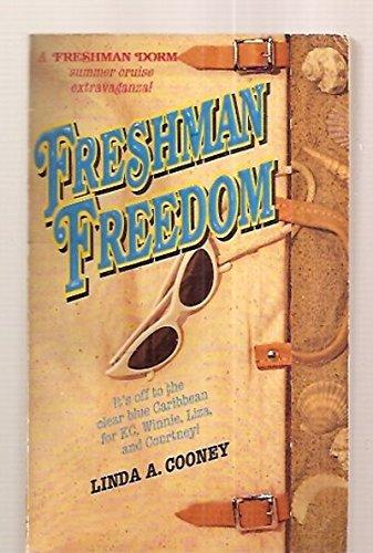 9780061061691: Freshman Freedom (Freshman Dorm Super)