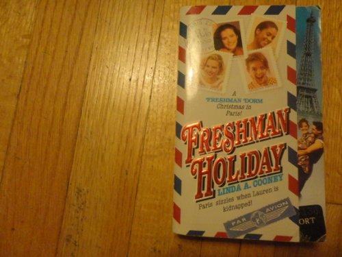 9780061061707: Freshman Holiday (Freshman Dorm Super)