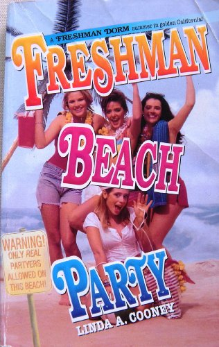 9780061061998: Freshman Beach Party (Freshman Dorm Super)