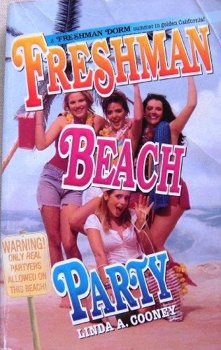 9780061061998: Freshman Beach Party (Freshman Dorm Super)
