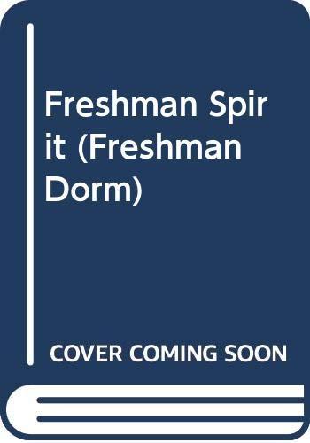 9780061062001: Freshman Spirit Bumper (Freshman Dorm)