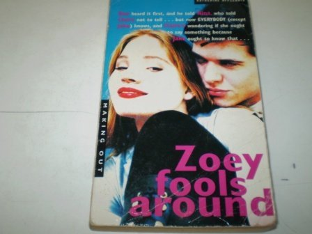 9780061062025: Zoey Fools Around (Boyfriends/Girlfriends)