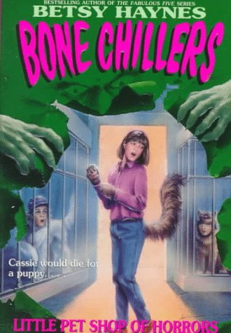 9780061062063: Little Pet Shop of Horrors (Bone Chillers)