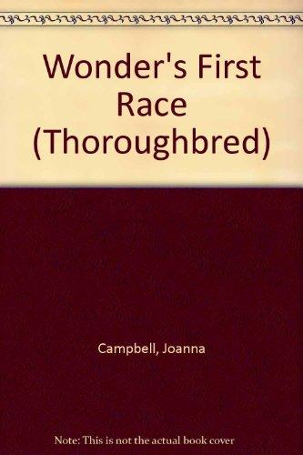 9780061062209: Wonder's First Race (Thoroughbred)