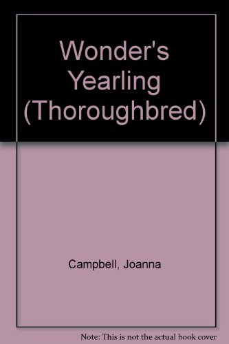 9780061062216: Wonder's Yearling (Special Edition) (Thoroughbred Boxed Set)