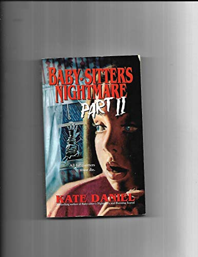 9780061062322: Baby-Sitter's Nightmare /Part 2